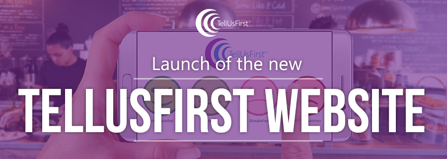 Launch of the TellUsFirst Website